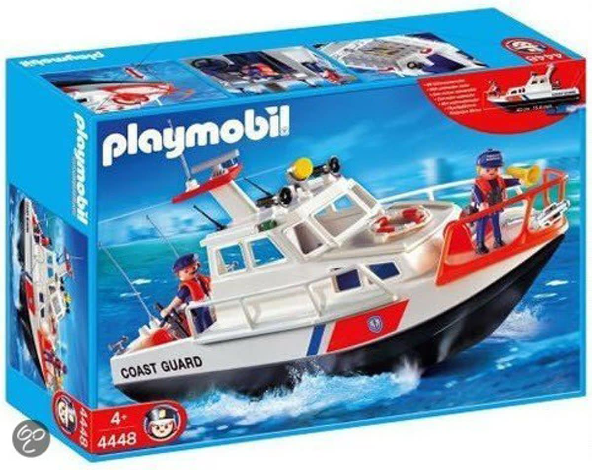 Playmobil Kustwacht - 4448