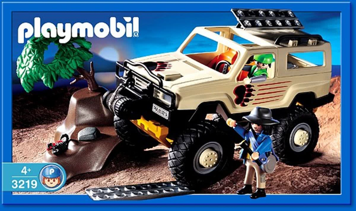 Playmobil Off Road Pick-up - 3219