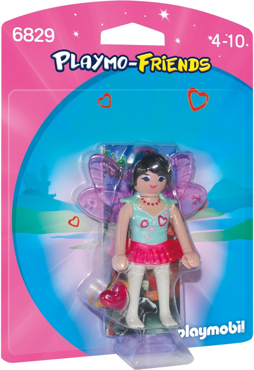 Playmobil Playmo-friends: Geluksfee Met Ring (6829)