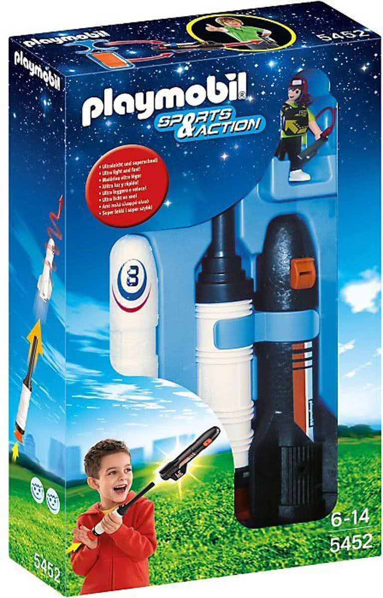 Playmobil Power Rockets - 5452