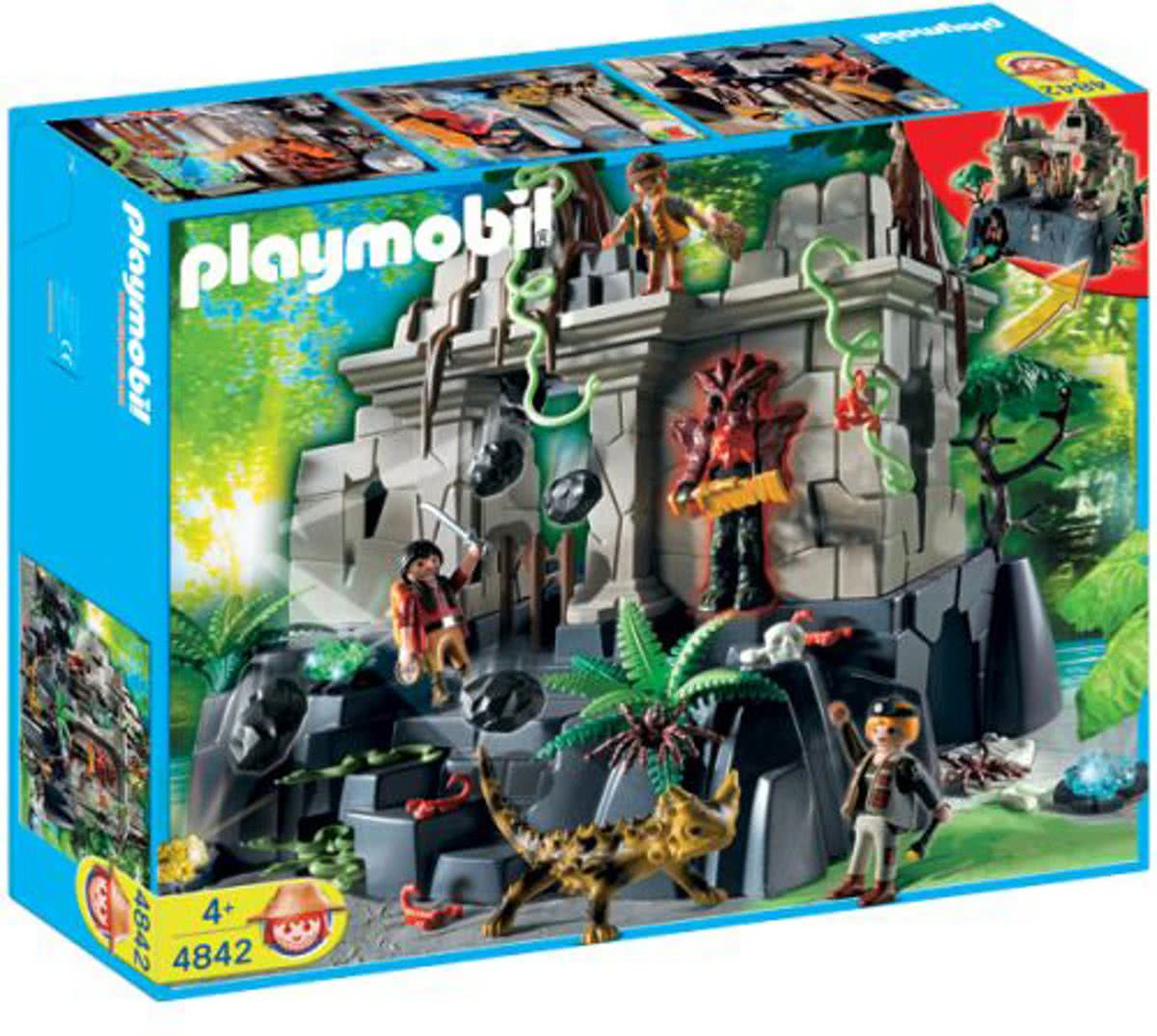 Playmobil Schattentempel - 4842