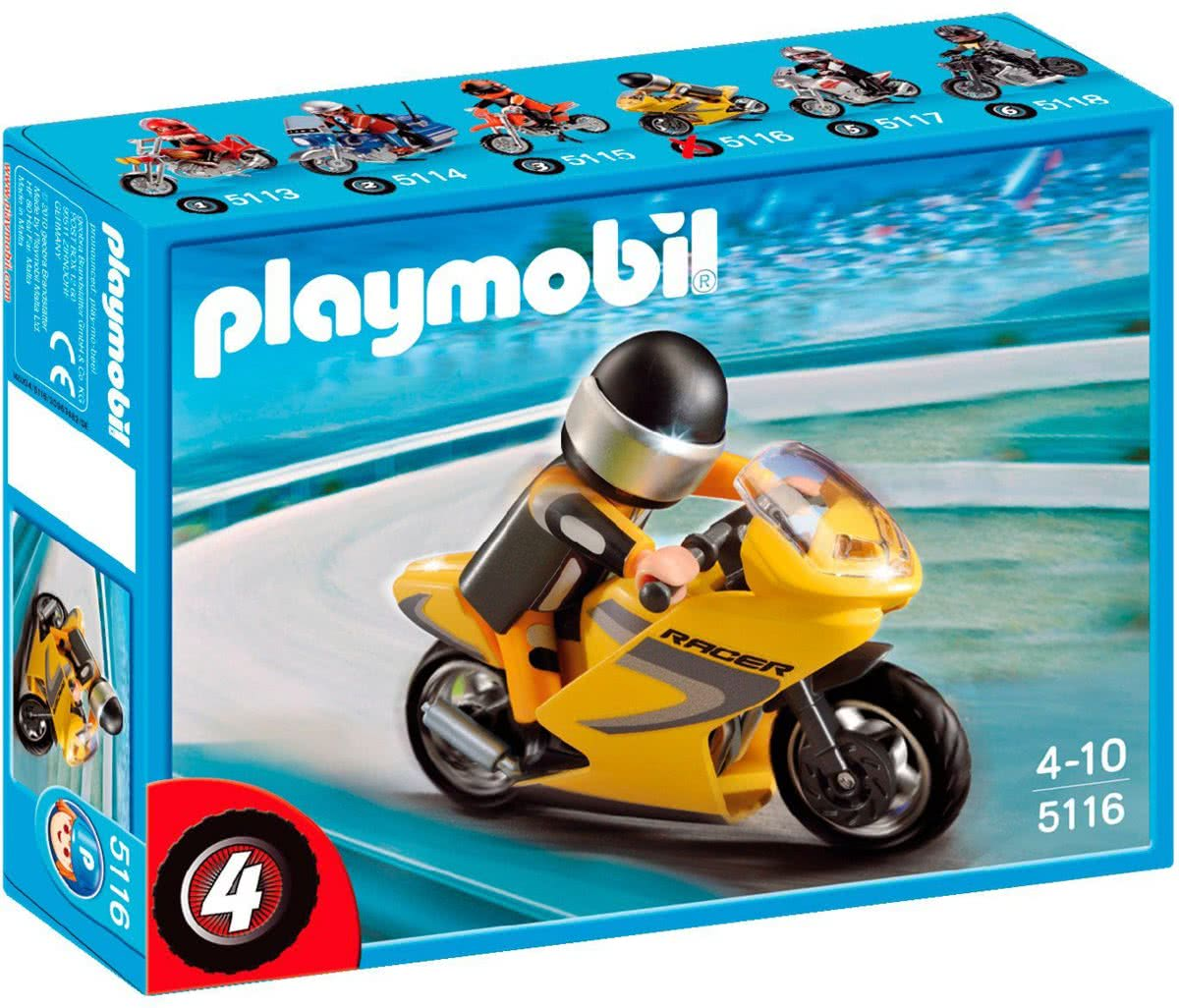 Playmobil Supersportler - 5116