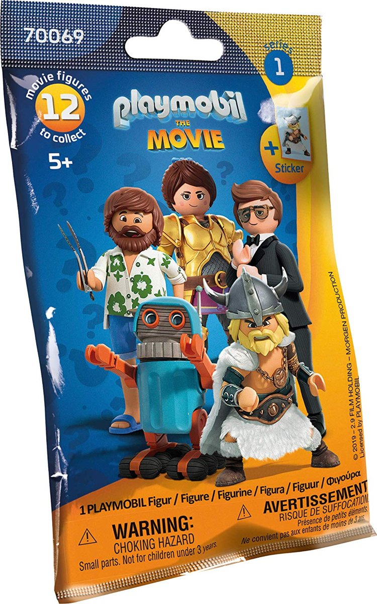 Playmobil The Movie 70069 bouwfiguur