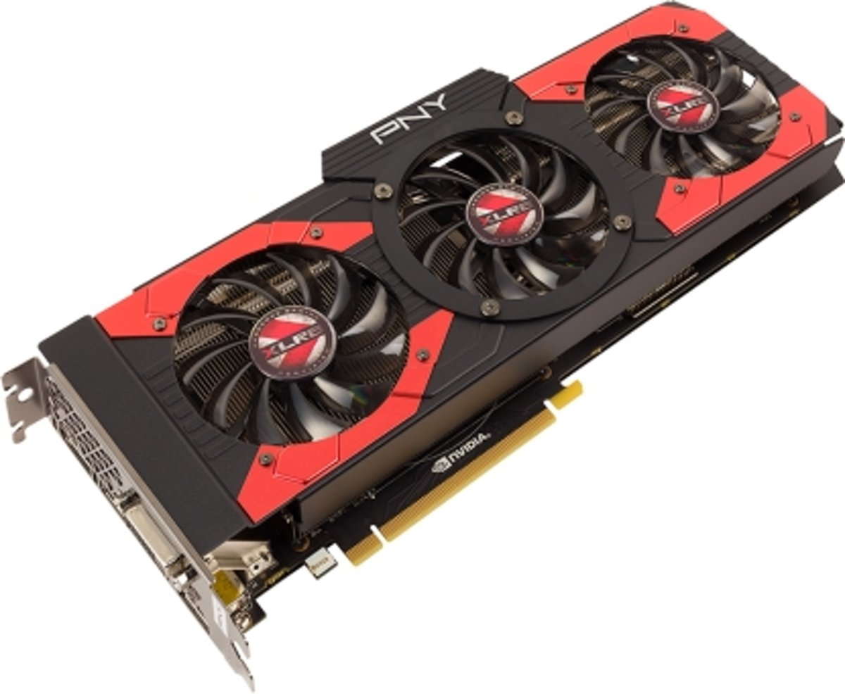 GeForce GTX 1070 XLR8 OC GAMING GeForce GTX 1070 8GB GDDR5