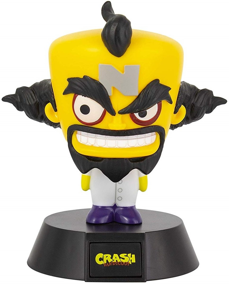 Crash Bandicoot - Doctor Neo Cortex Icon Light MERCHANDISE