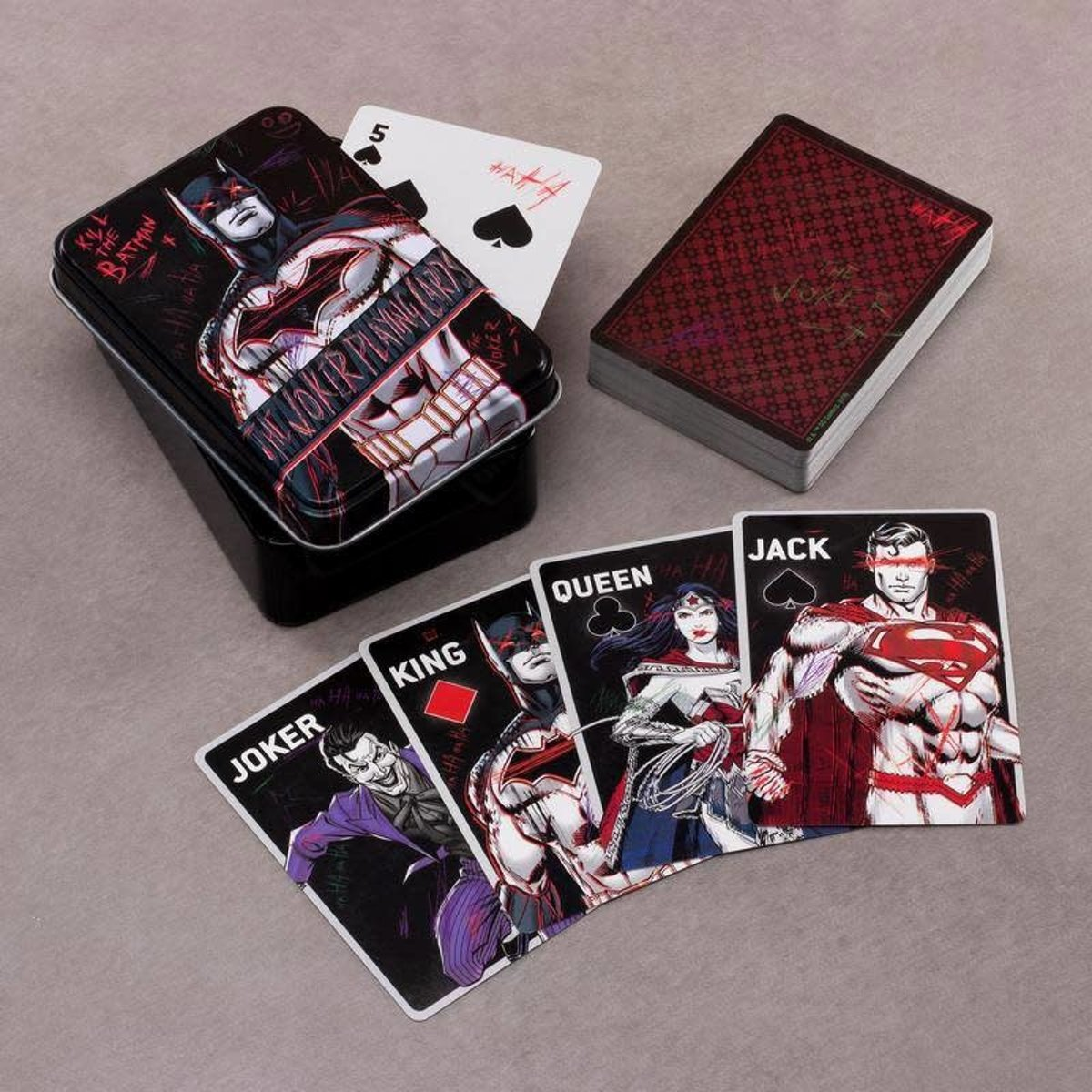 Paladone DC Comics: The Joker Playing Cards