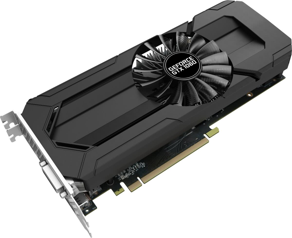 GeForce GTX 1060 6GB StormX