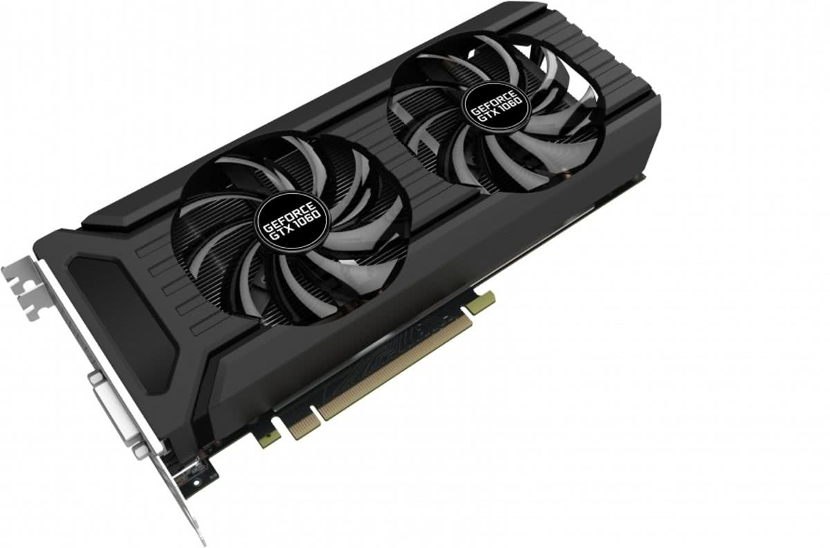 GeForce GTX 1060 Dual 6GB