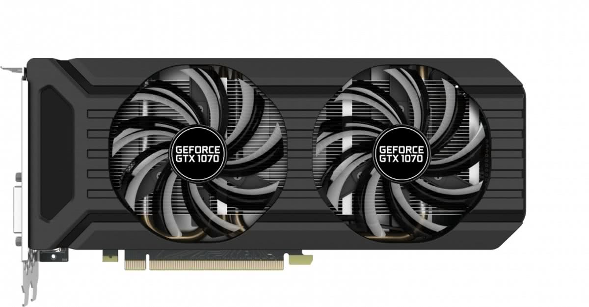 GeForce GTX 1070 8GB Dual