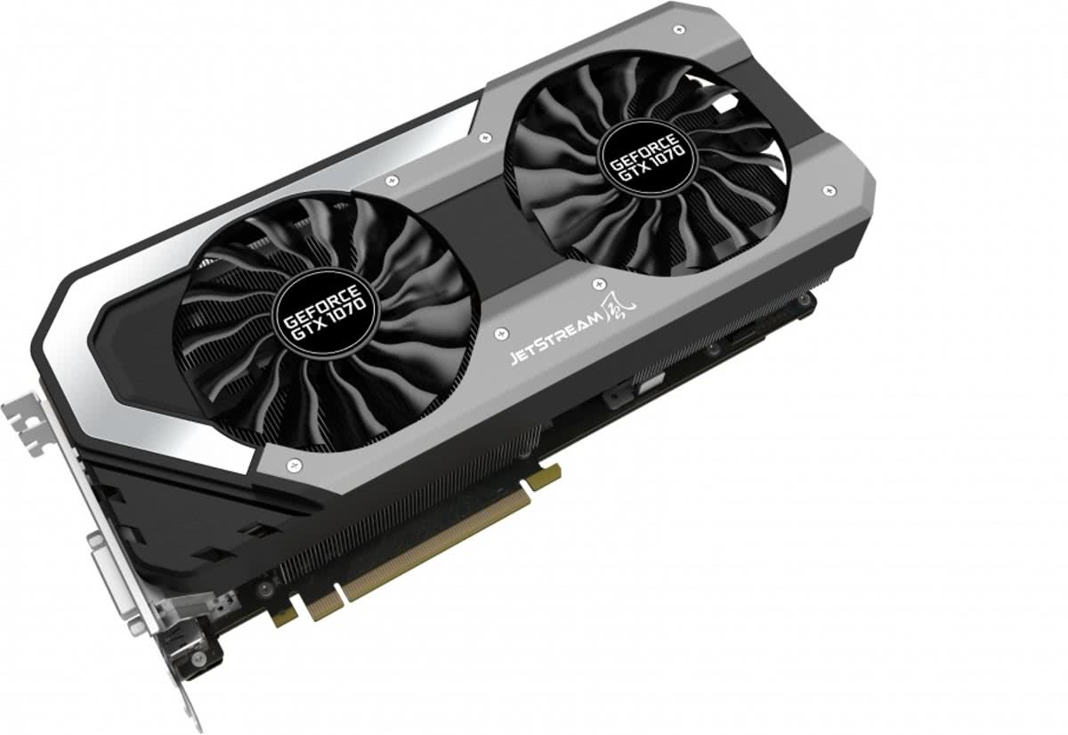 GeForce GTX 1070 8GB Super JetStream