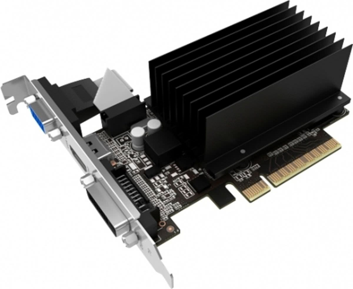 NEAT7300HD46-2080H GeForce GT 730 2GB GDDR3 videokaart