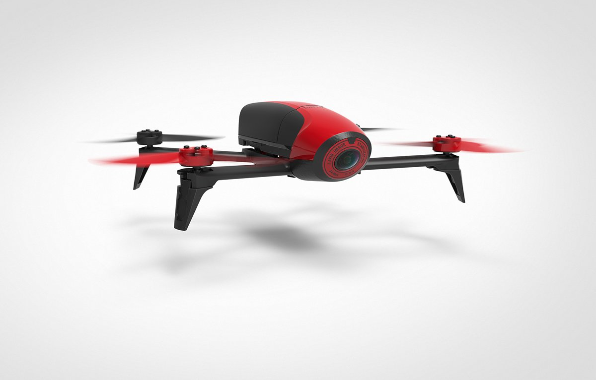 Bebop 2 Skycontroller - Drone - Rood
