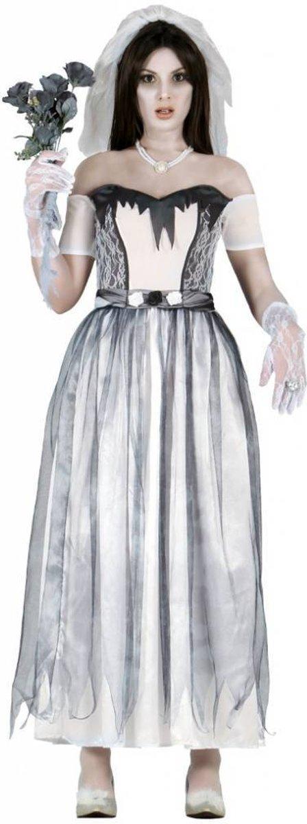 4d6f68fe4a2fa3 Te gebruiken als een Griezel bruidsjurk voor Frankensteins bruid