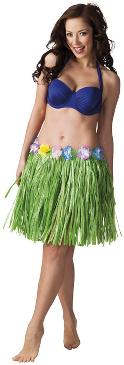 Dressing Up & Costumes | Costumes - Hawai - St. Hawaïrokje Groen (45 Cm)