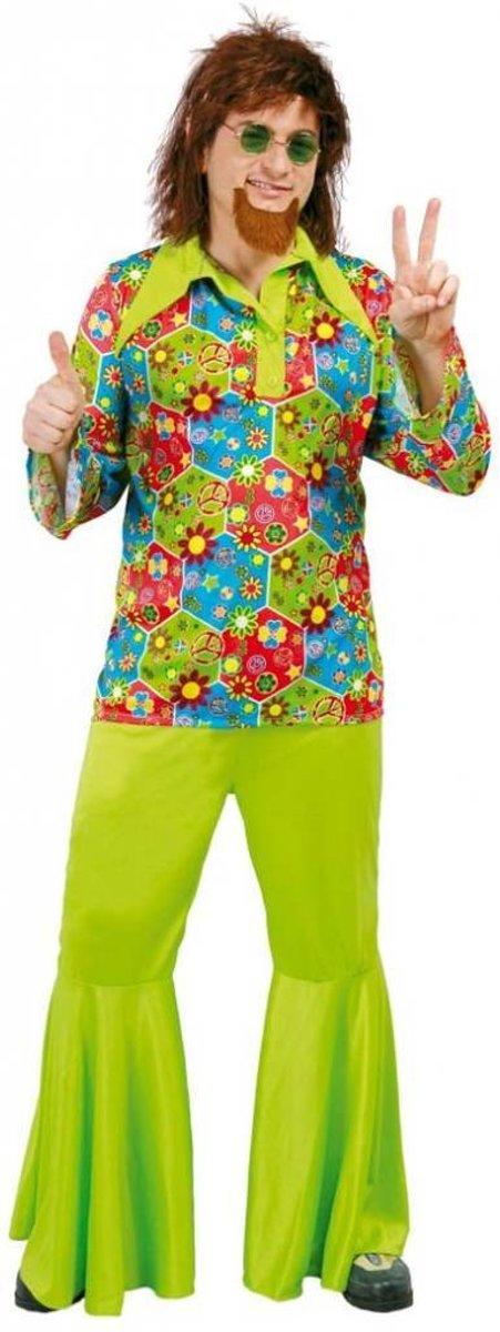 2abb6a574c95f3 Hippie Kostuum Groen