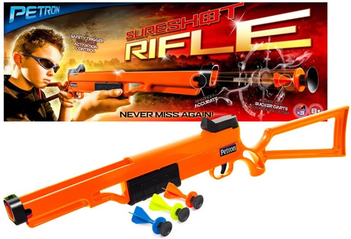 Sureshot Rifle Geweer Oranje
