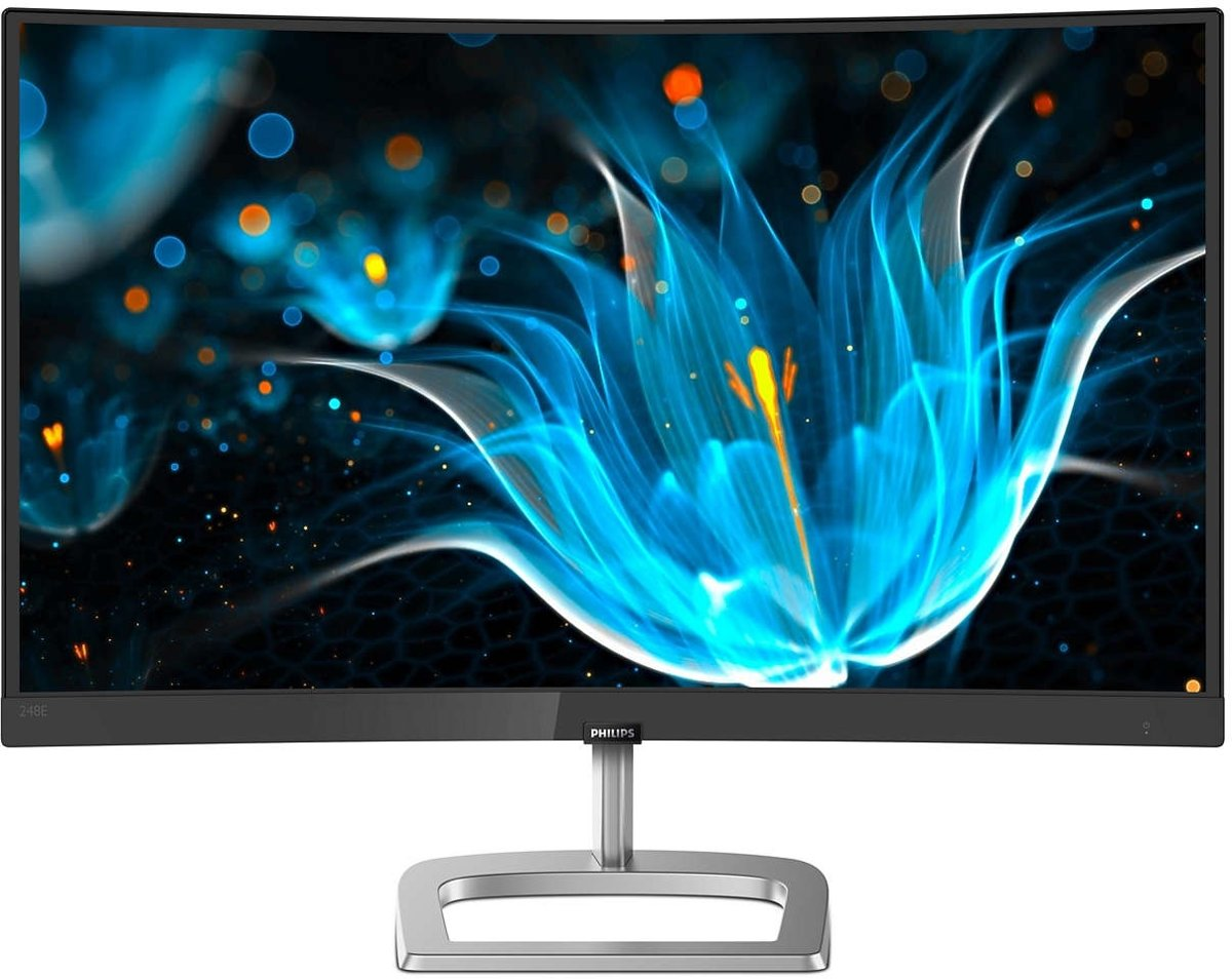 248E9QHSB - Curved Full HD   (75 Hz)