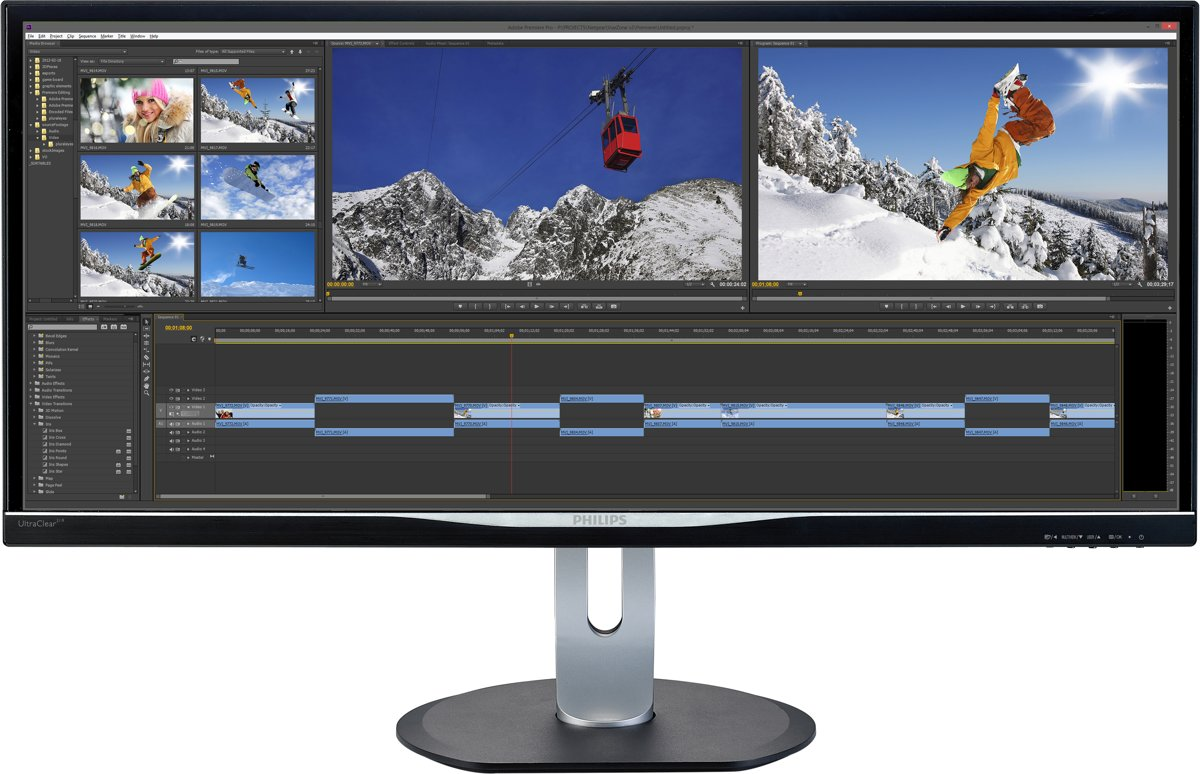 BDM3470UP -  34 inch UltraWide Quad HD IPS