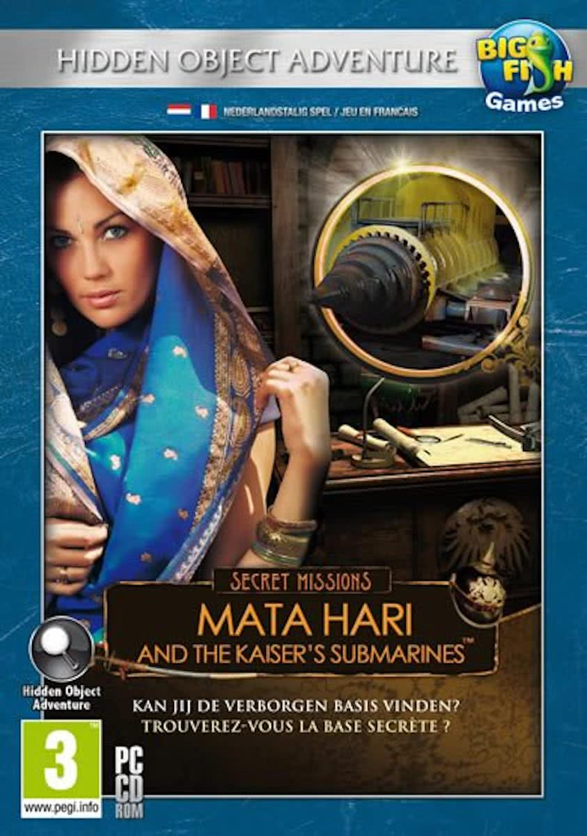 Secret Missions: Mata Hari and the Kaisers Submarines - Windows
