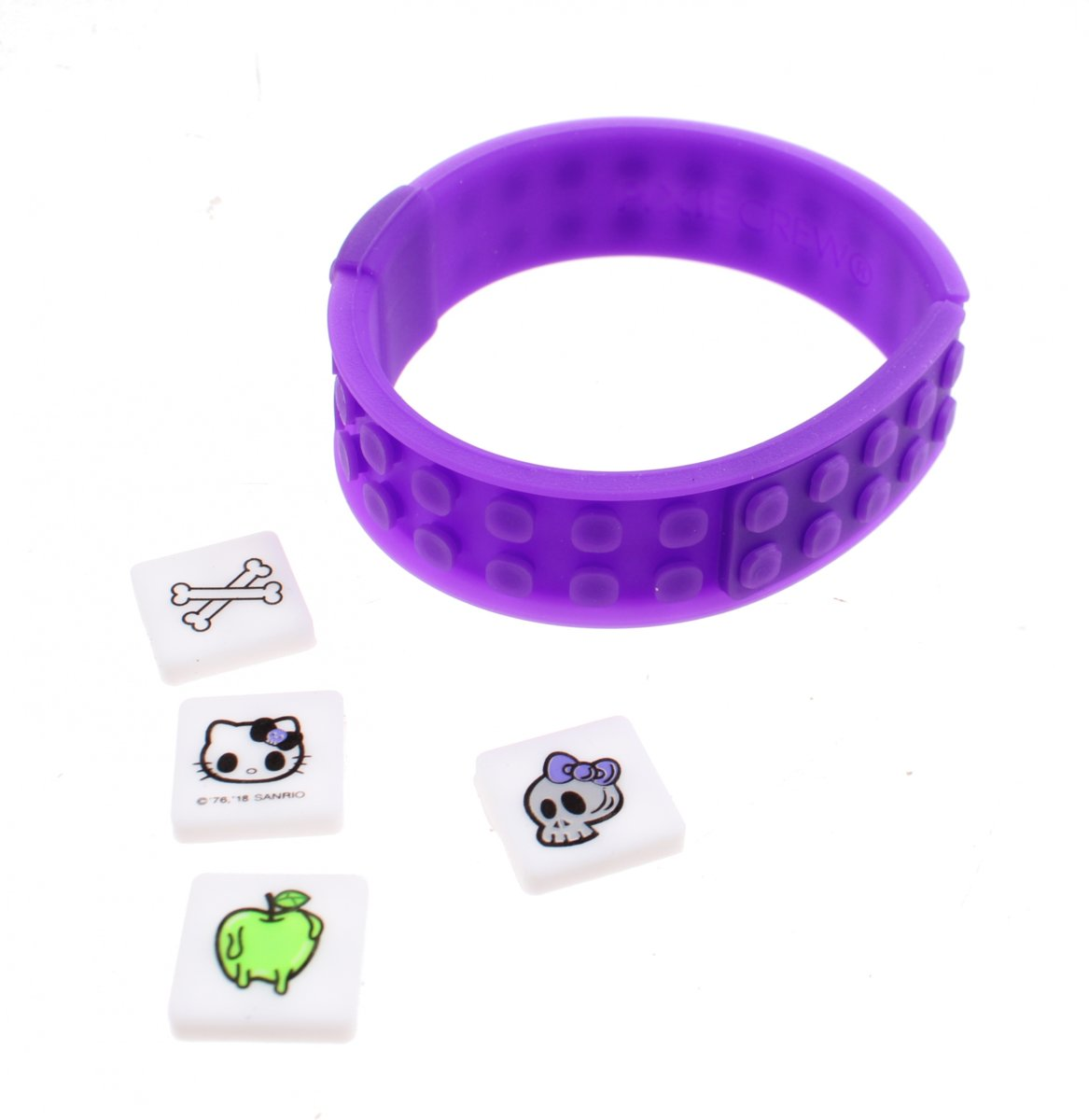 Pixie Crew Pixel Armband Hello Kitty Paars