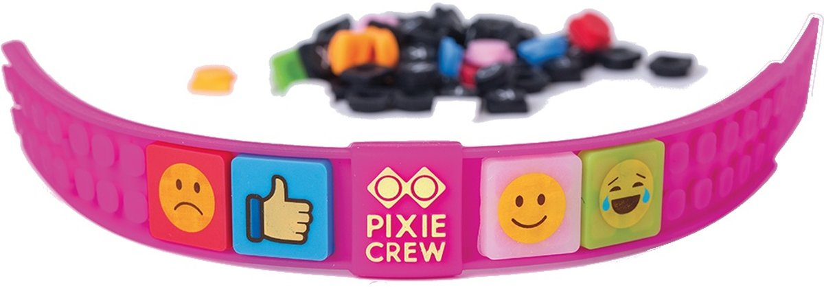 Pixie Crew Pixel Armband Hello Kitty Roze