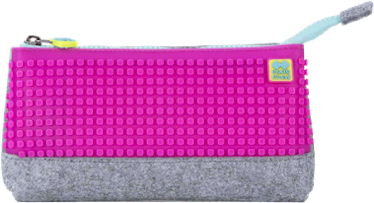 Pixie Pencil Case etui - Neon Pink