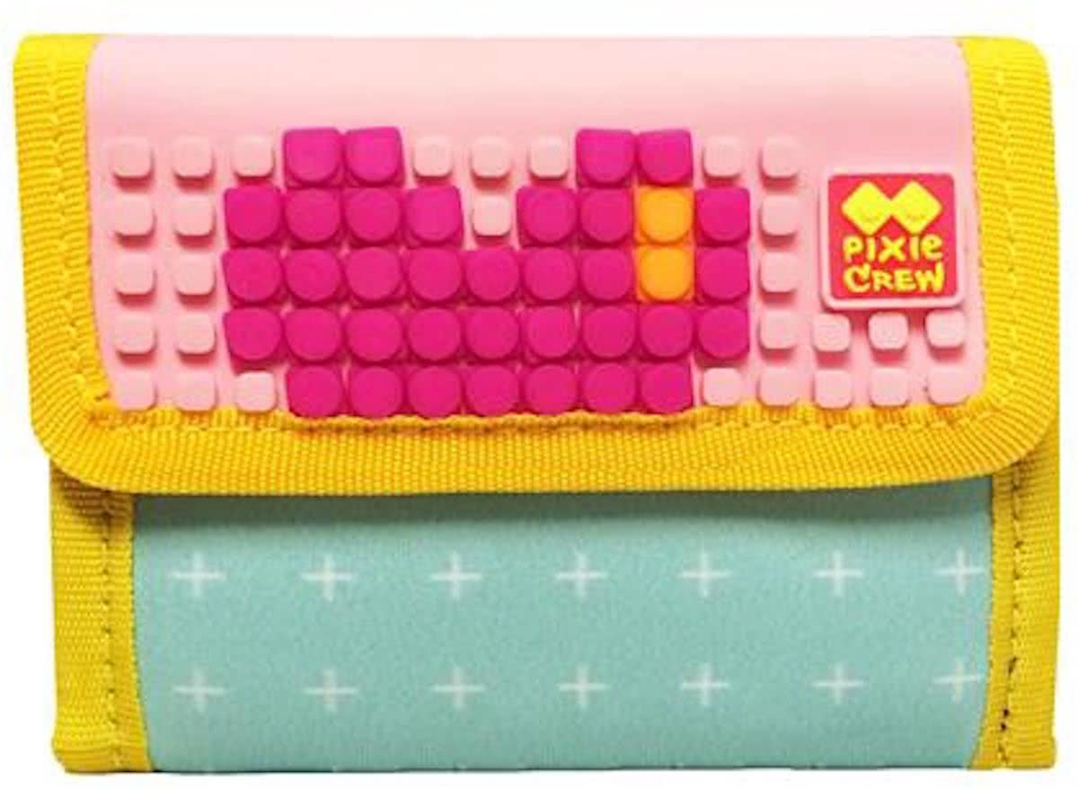 Pixie Wallet Pluses Light Pink