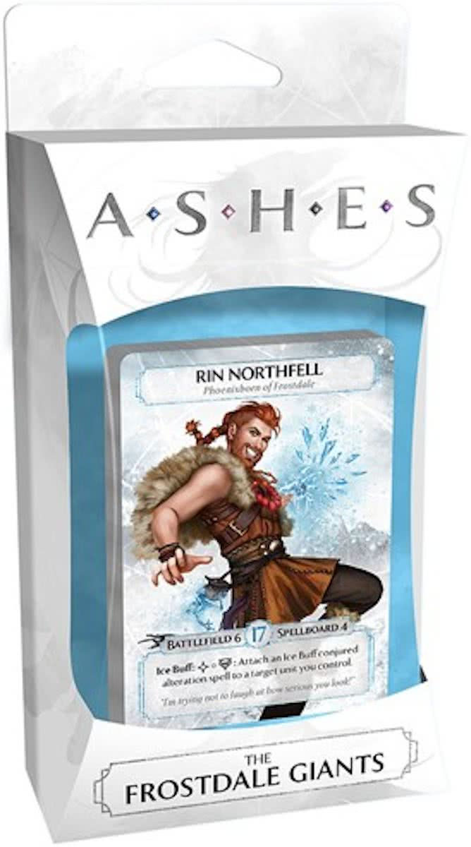 Ashes The Frostdale Giants Expansion