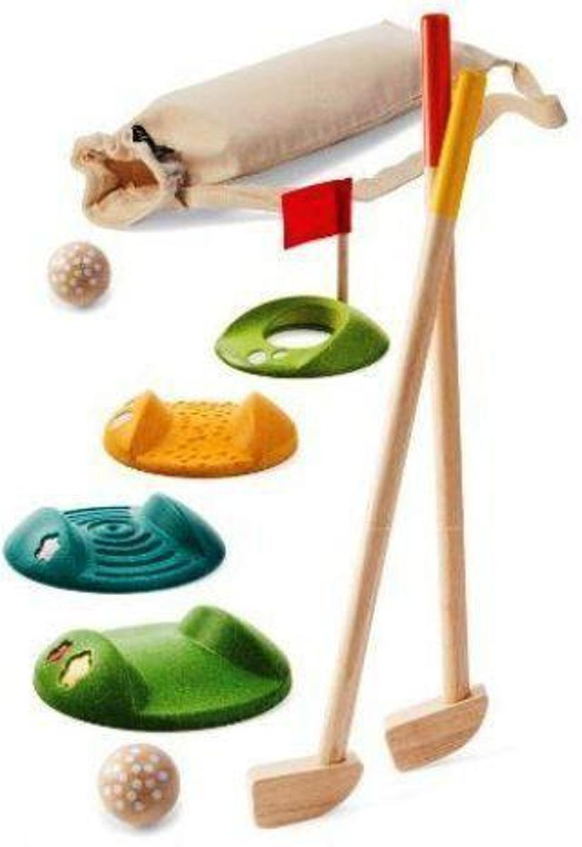 PlanToys Mini Golf - Full Set