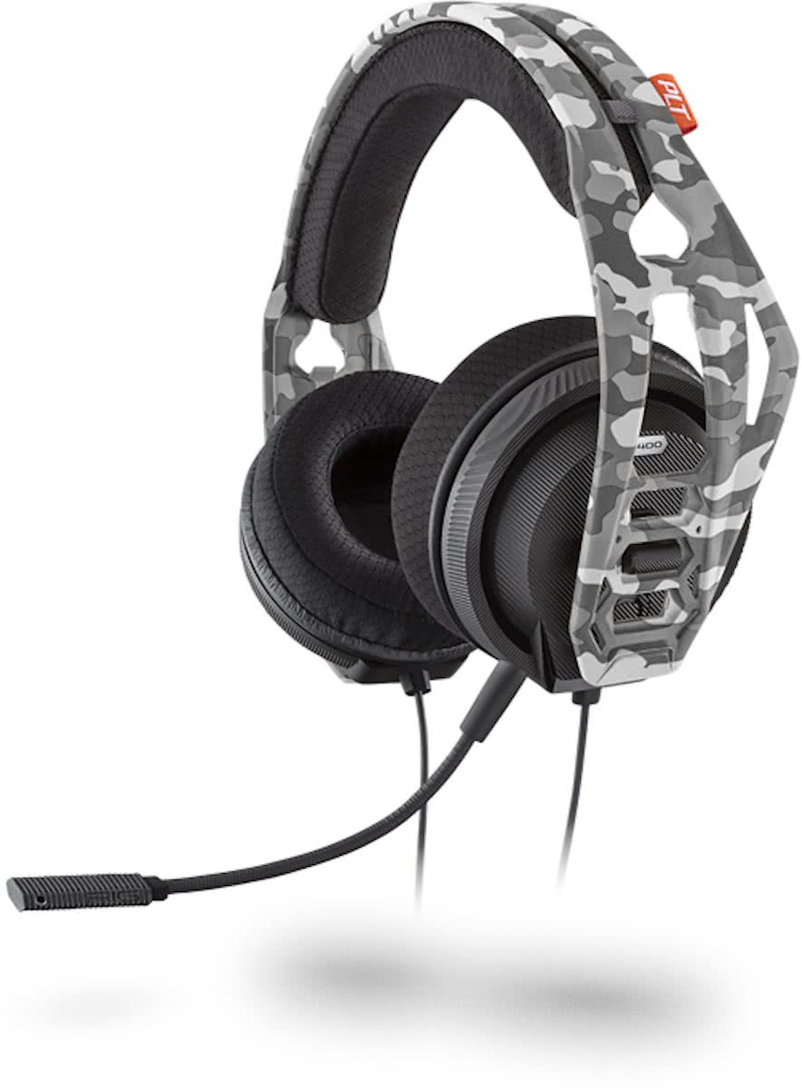 Plantronics, RIG 400HS Camo Official Headset (Camo) - PS4