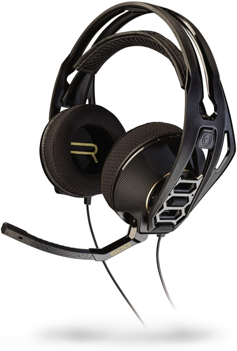 Plantronics, RIG 500HD Dolby 7.1 Surround Headset - PC