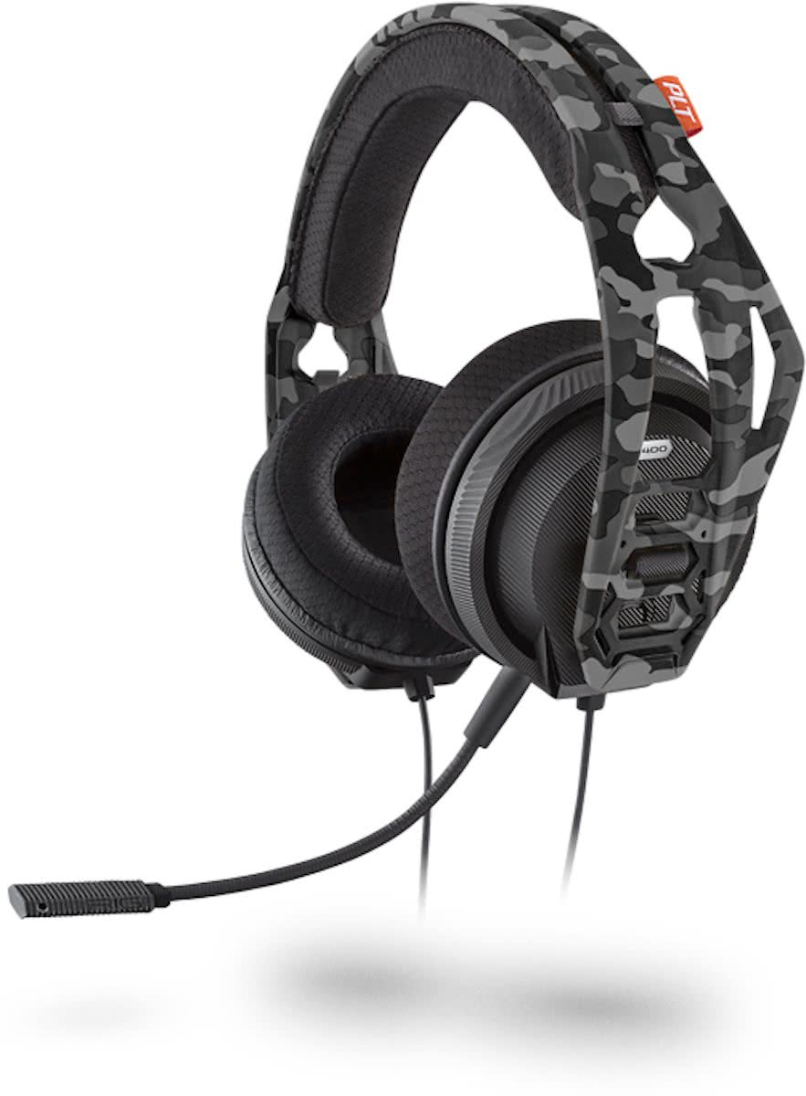 Plantronics RIG 400HX Camo Official Headset - Xbox One