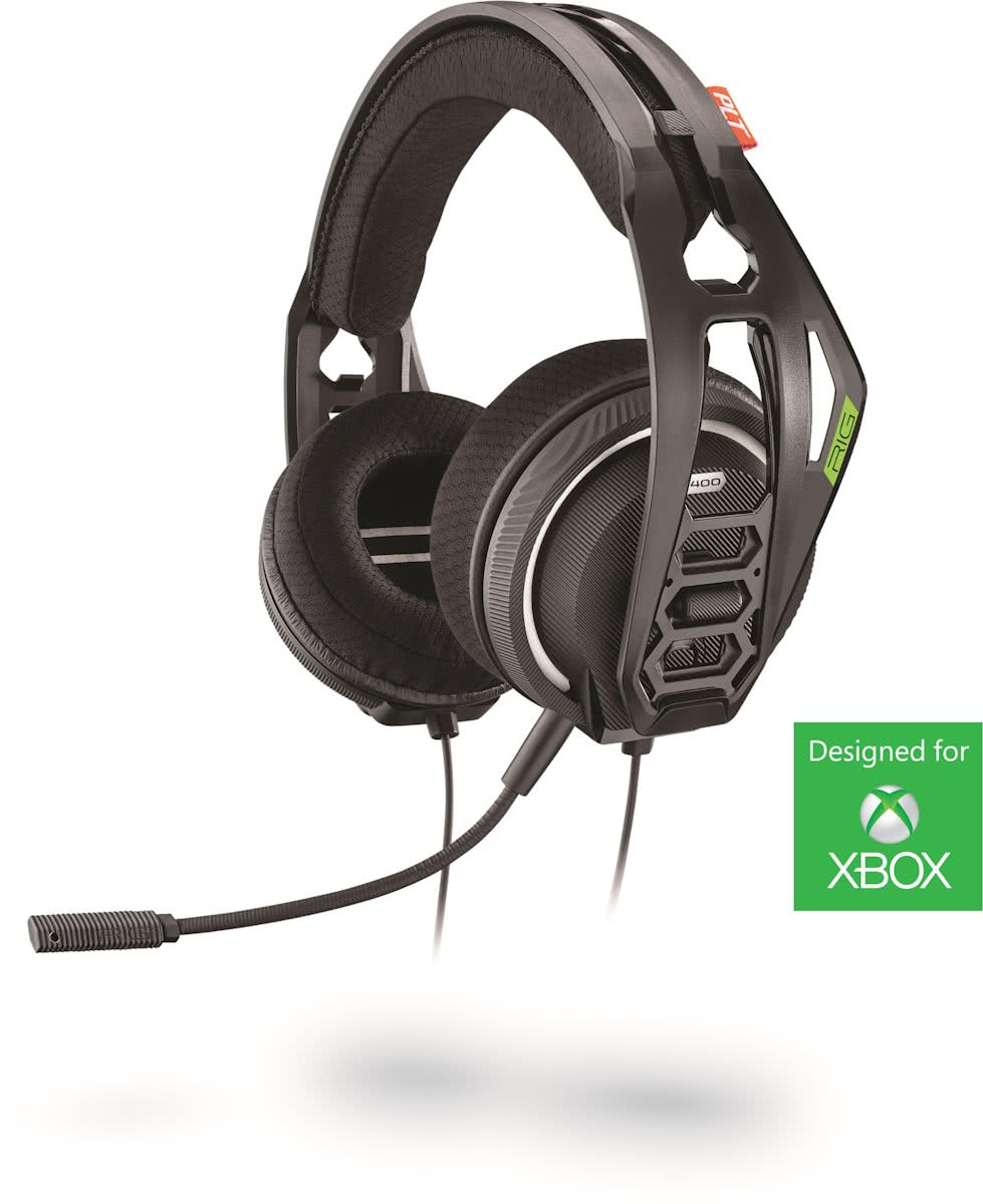 RIG 400HX Stereo Official Licensed Gaming Headset – Xbox One (Zwart)