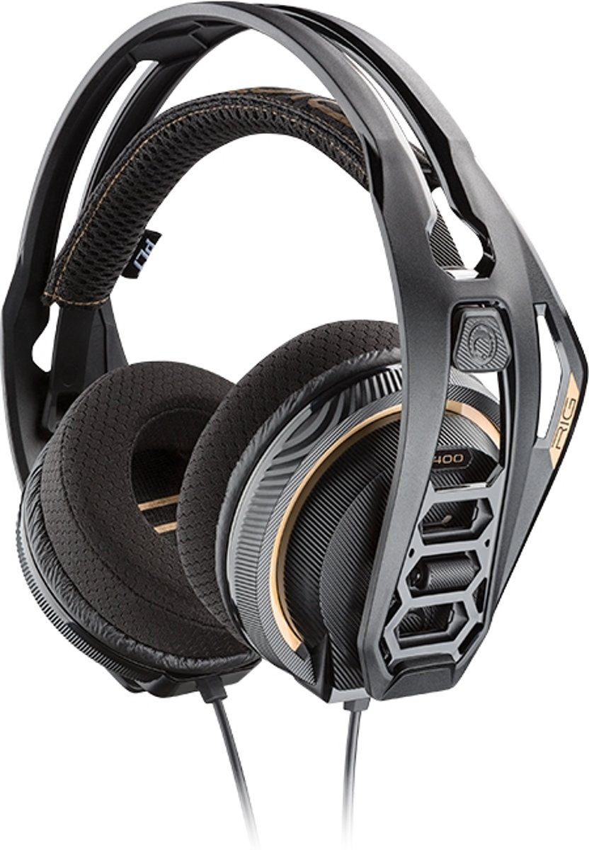 Plantronics RIG 400PROHC Gaming Headset voor PS4, Xbox One en PC