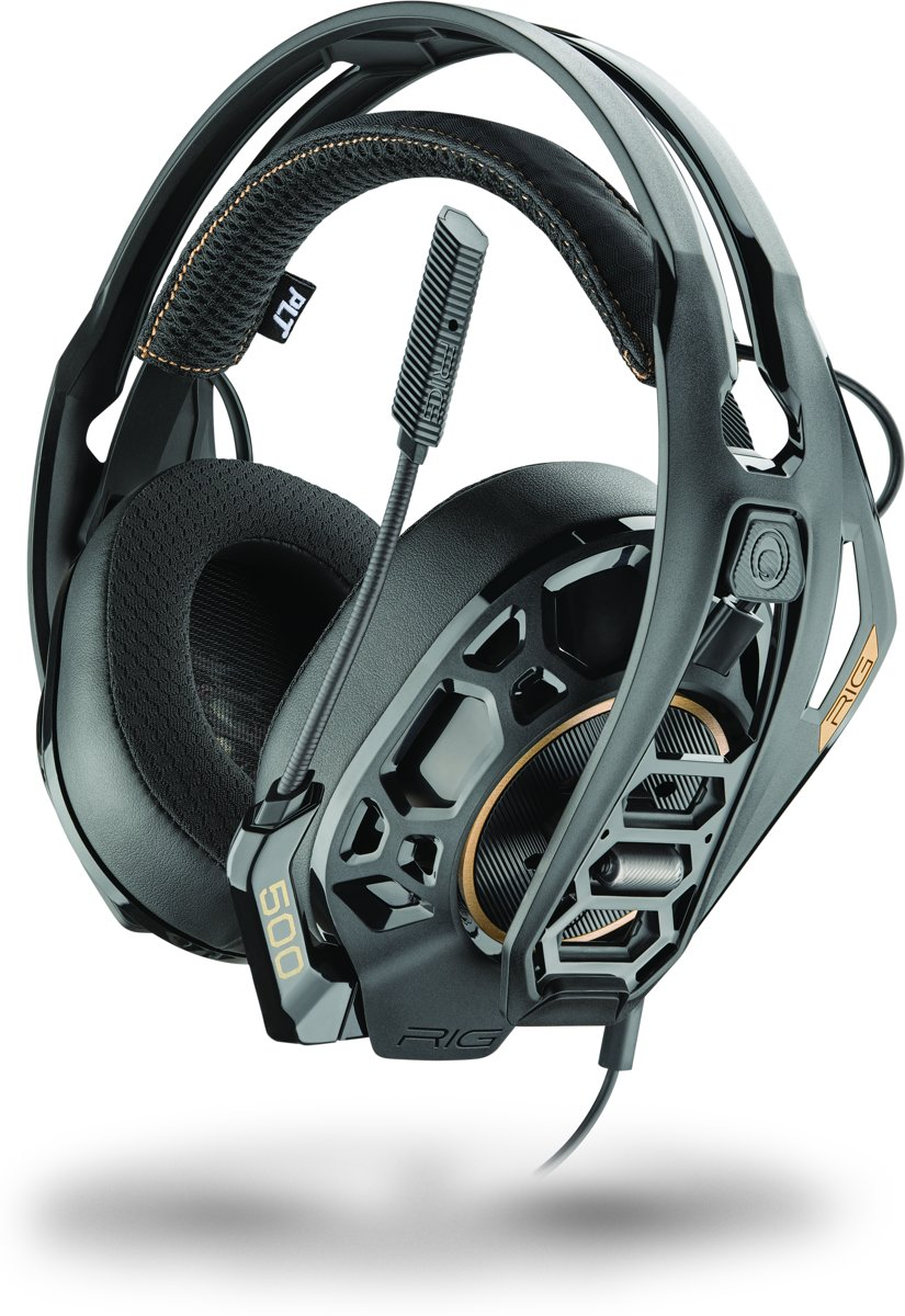 Plantronics RIG 500 Pro HC Gaming Headset voor PS4, Xbox One en PC