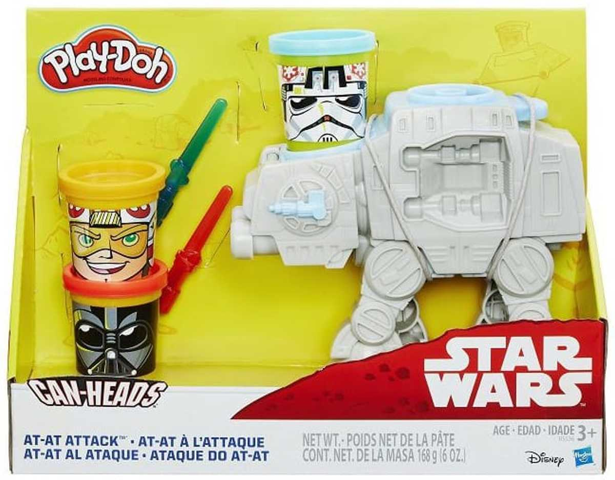 PLAY-DOH Modellering Clay - Star Wars At-At