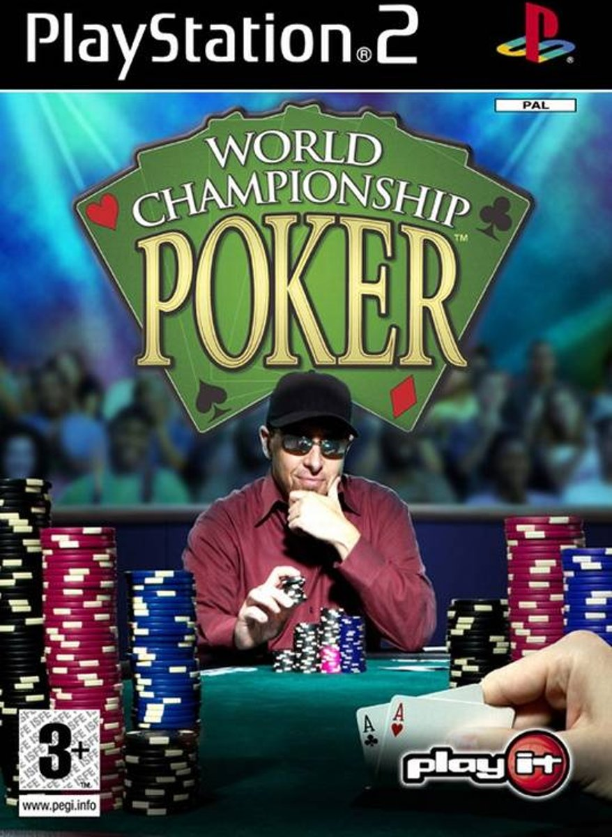 World Championship Poker /PS2