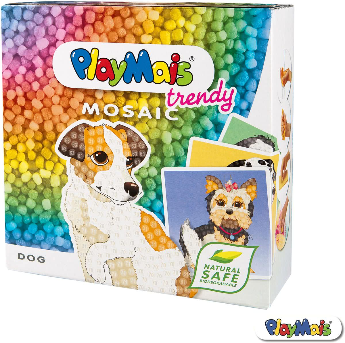 PlayMais TRENDY MOSAIC Dog