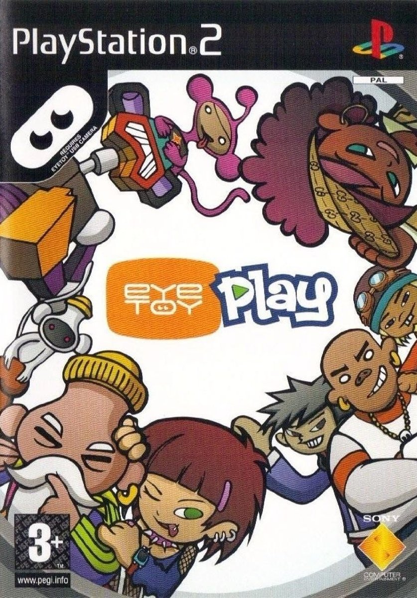 EyeToy - Play /PS2