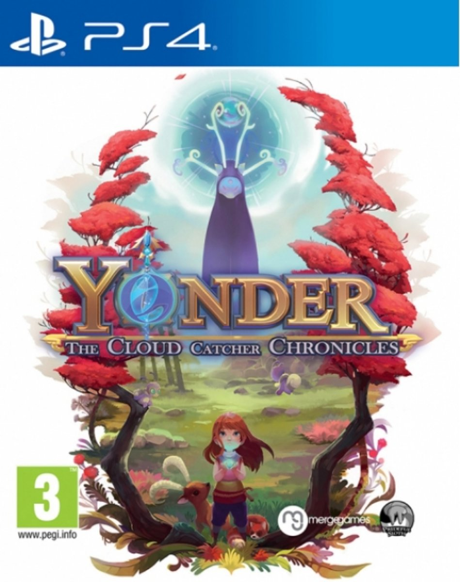Yonder: The Cloud Capture Chronicles /PS4