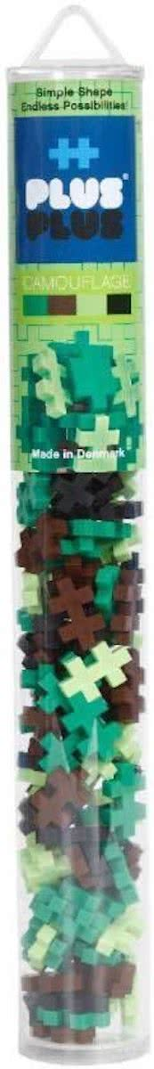 Mini Basic Plus-Plus Buis Camouflage 100 stuks