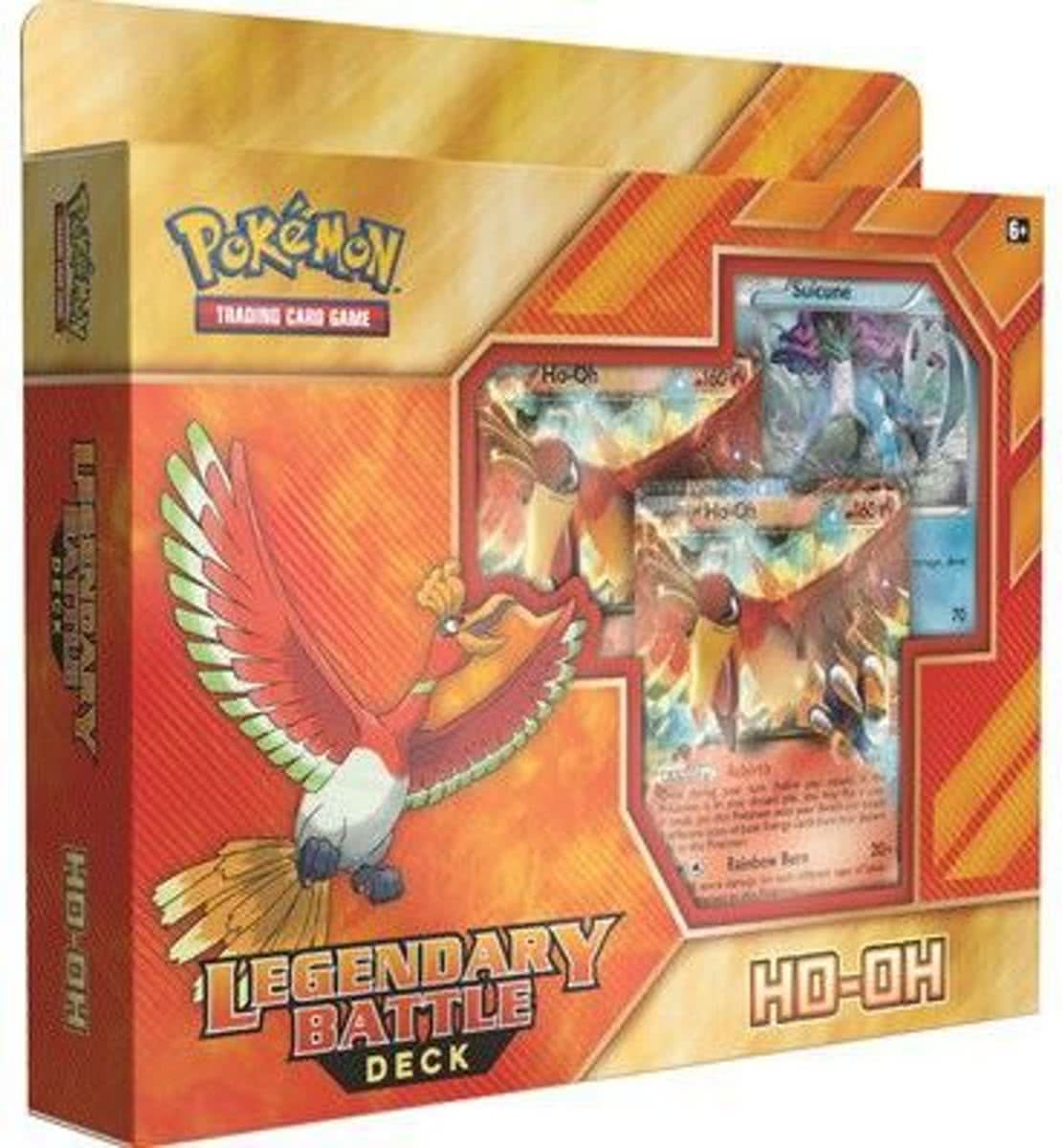 Pokémon Legendary Battle Decks: Ho-oh Theme Deck