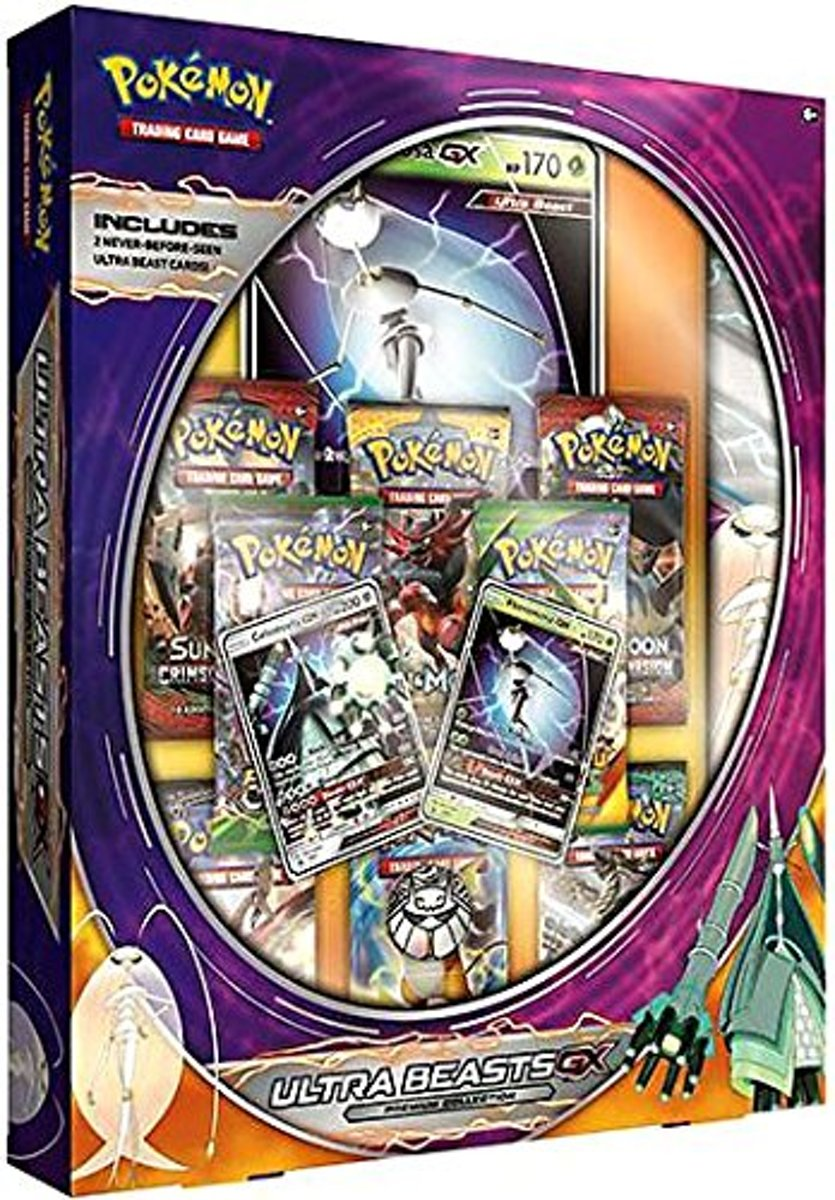 Pokemon Ultra Beasts Pheromosa-GX Premium Collection