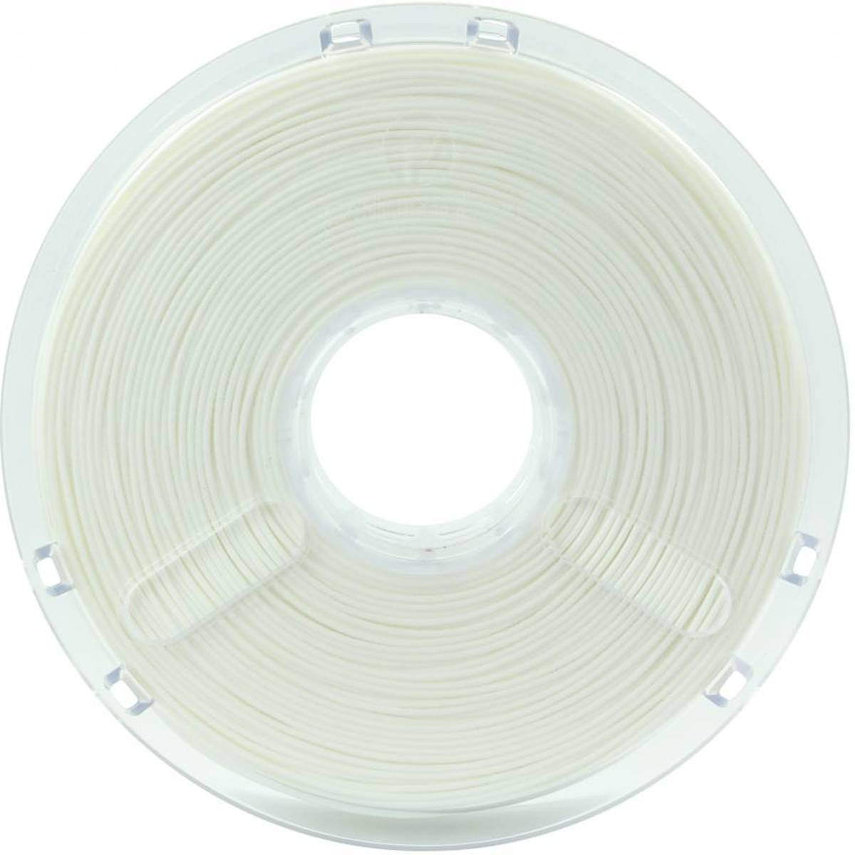 Filament voor 3D-printer PolyMax 2.85 mm 0.75 kg Jam Free Technology - True White
