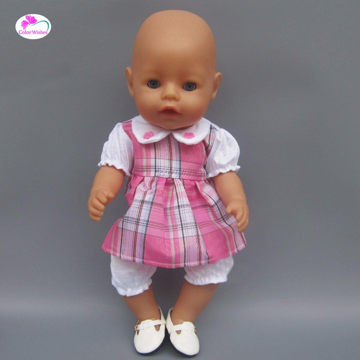 366acc43dee195 B-Merk Baby Born jurkje