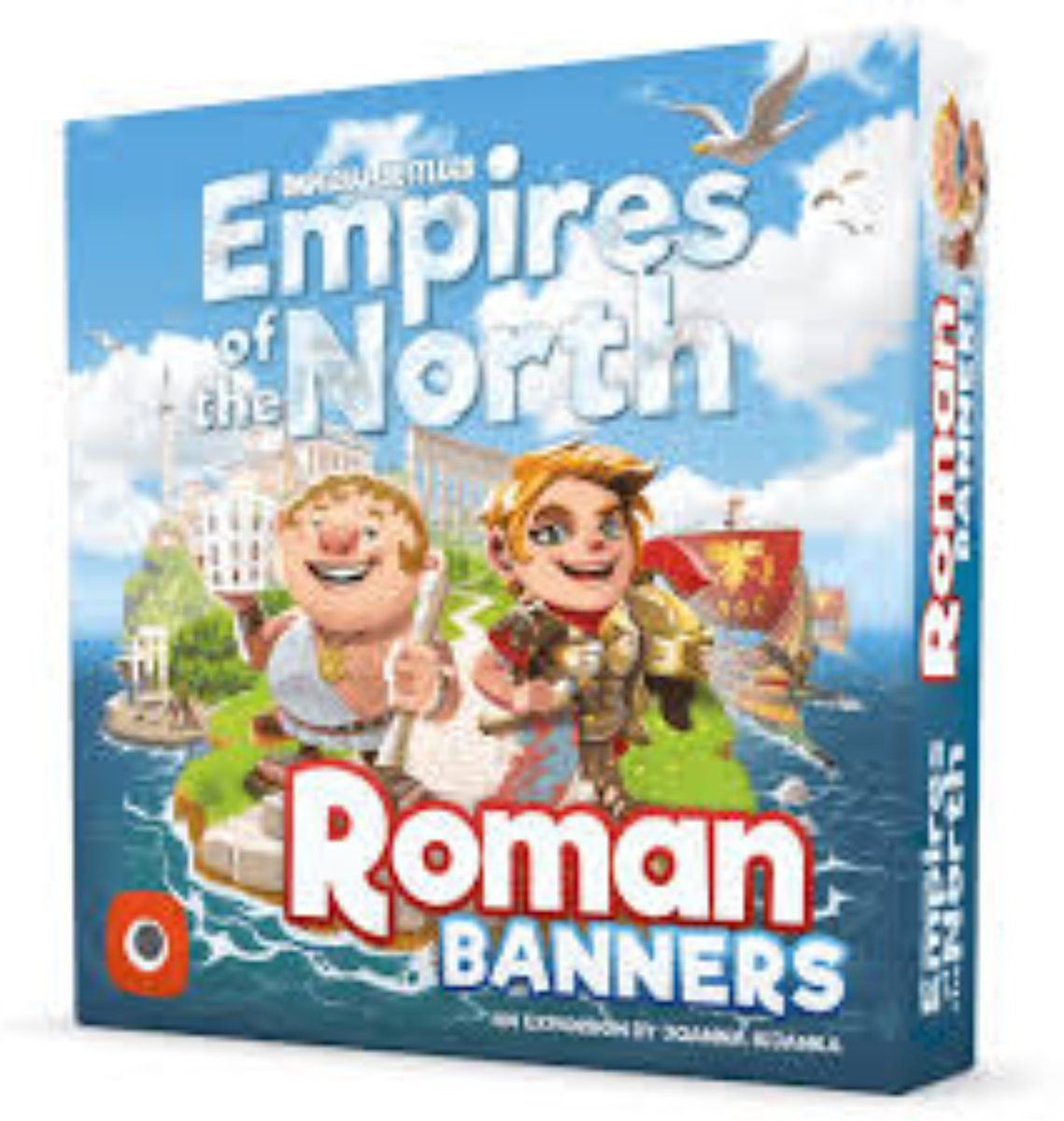 Empires of the north Roman banners
