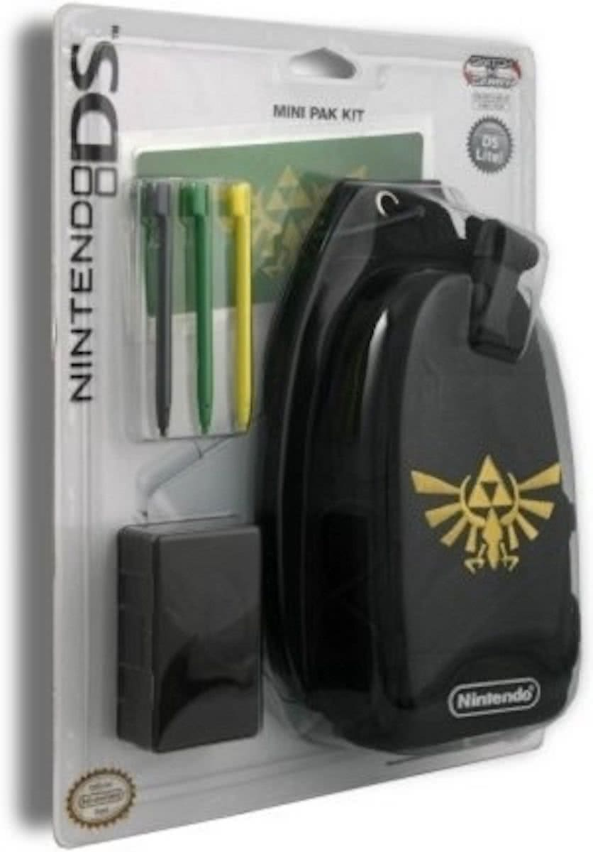 DS Lite Zelda Mini Pak Kit (7 in 1)