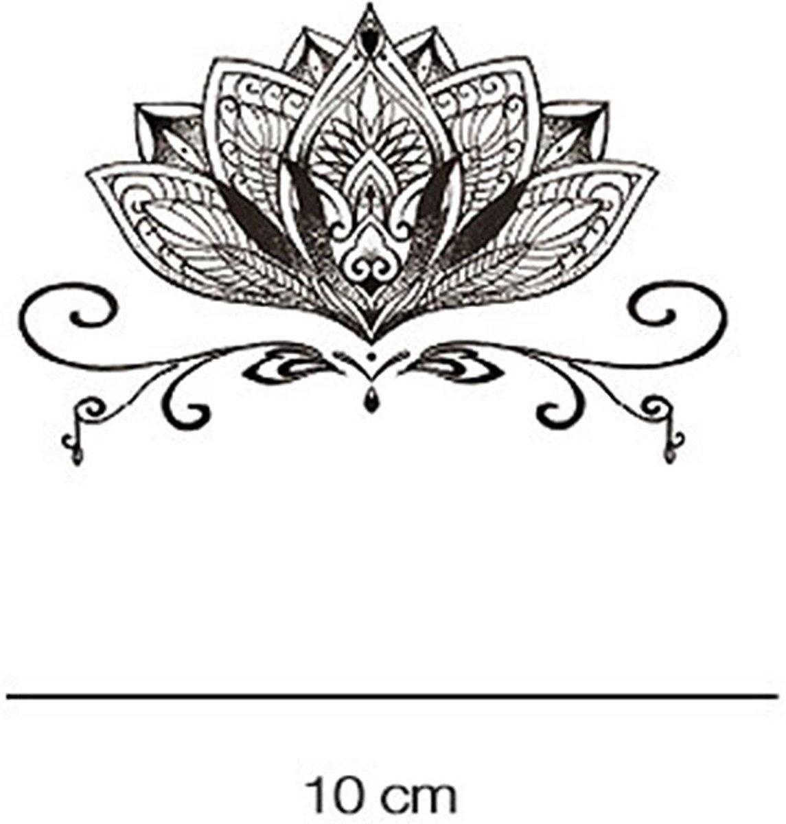 mewarnai oyeye kleurplaat mandala met strikjes