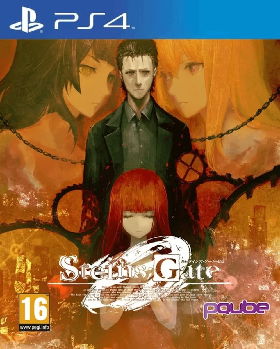 Steins Gate Zero (UK) (PS4)