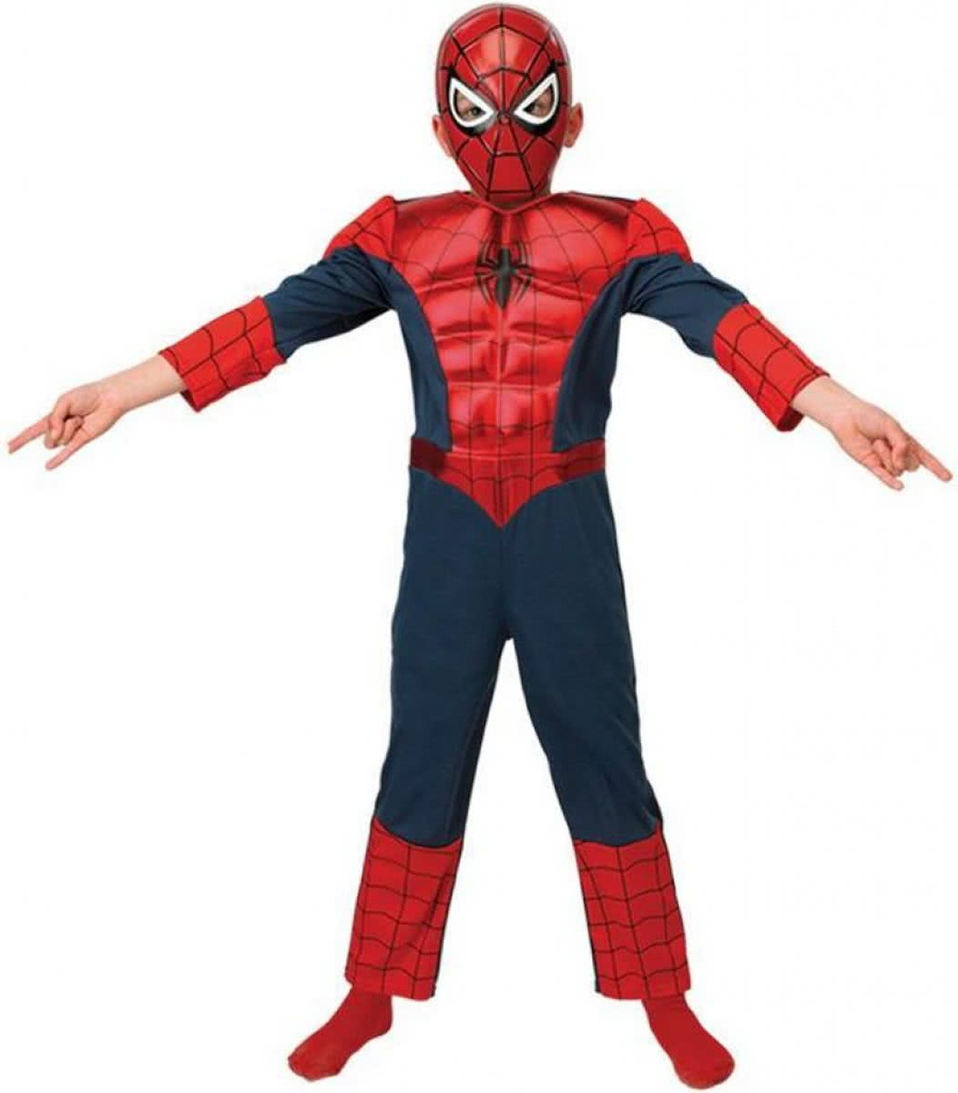 Spiderman Pak Kind Metallic Gespierd